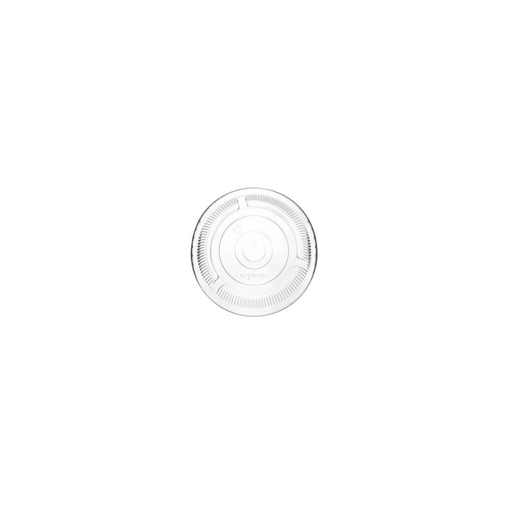 Pokrywka PLA płaska z otworem śr. 96 mm 50 szt