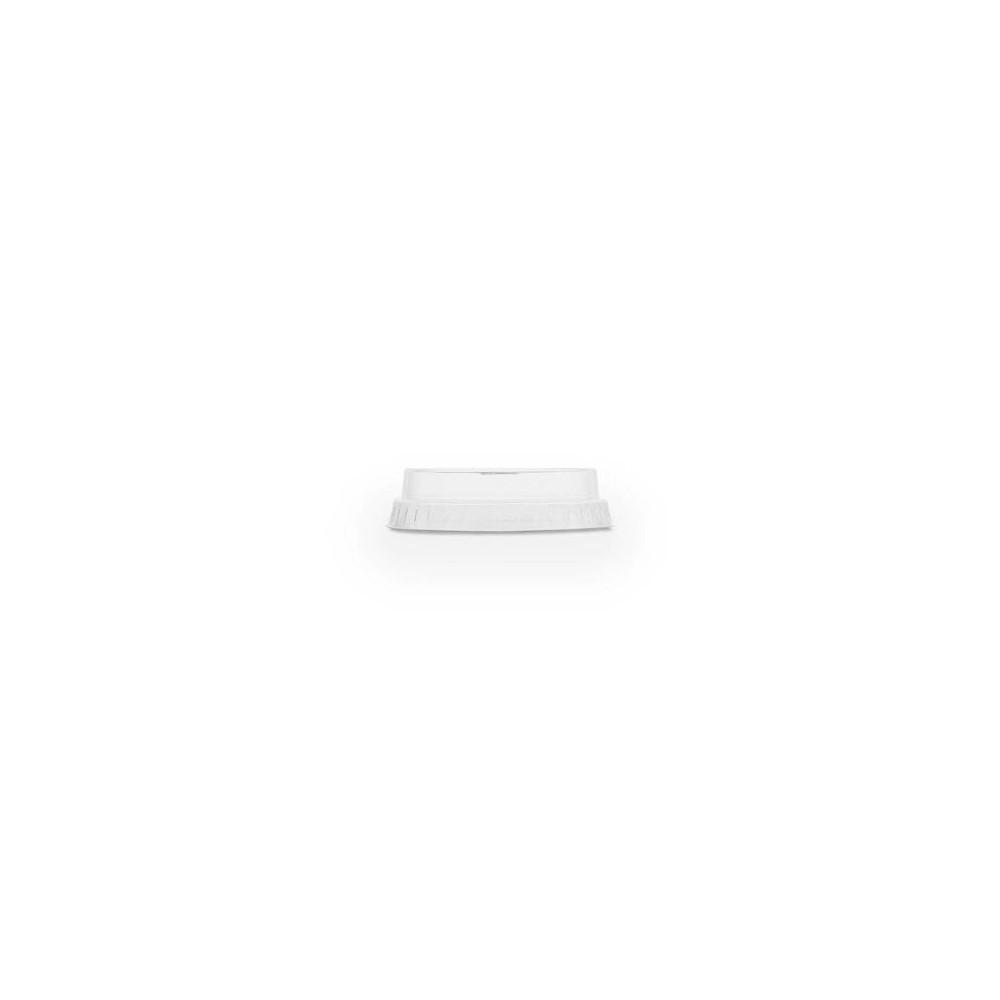 Pokrywka PLA płaska z otworem śr. 76 mm 50 szt