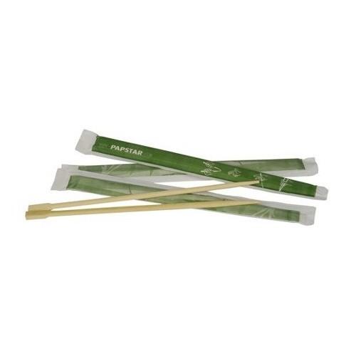 Chińskie pałeczki pojedynczo pakowane 23 cm 50 par