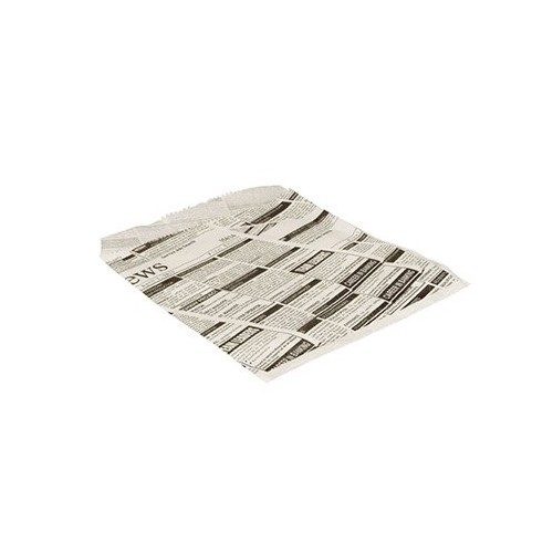 Torebki papierowe na hamburgera 16 x 18 cm 1000 szt.