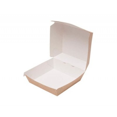 Burger box 14,5 x 14,5 x 8 cm 100 szt.