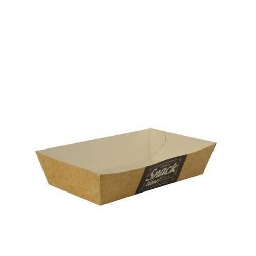 Tacka papierowa głęboka Good Food 15,5 x 8,5 x 3,8 cm 50 szt.