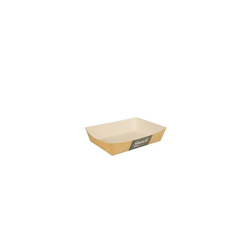 Tacka papierowa głęboka Good Food 16 x 11 x 4 cm 50 szt.