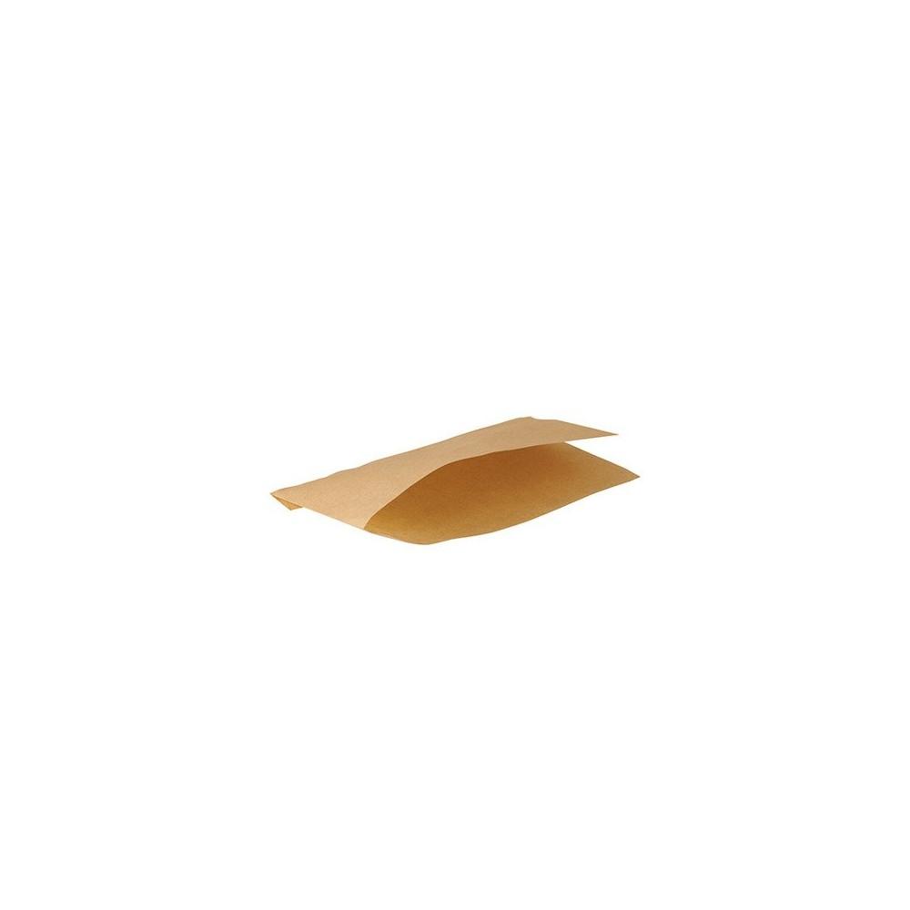 Torebki papierowe na hot doga kraft 18 x 11 cm 1000 szt.
