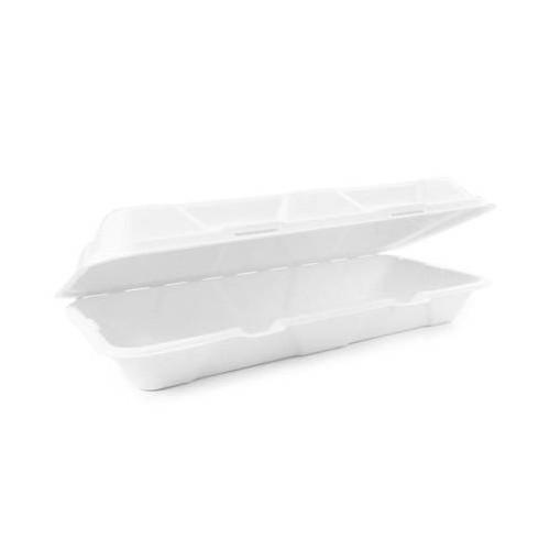 Menu box z trzciny cukrowej 1200 ml, 31 x 14,5 x 6 cm 125 szt.