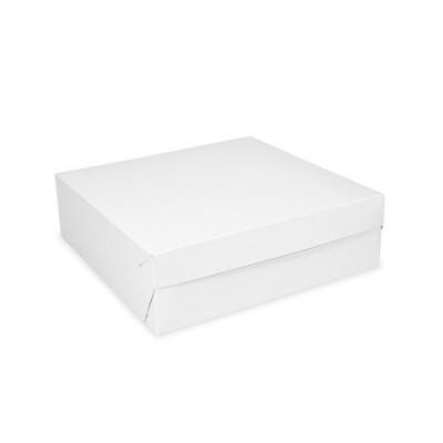 Pudełka na tort 25 x 25 x 10 cm 50 szt.