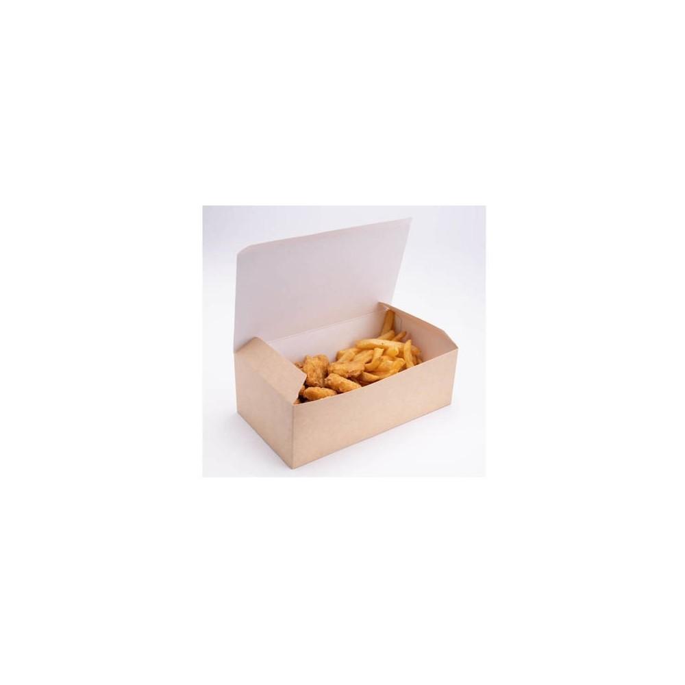 Pudełko papierowe małe 16 x 10 x 6 cm 100 szt.