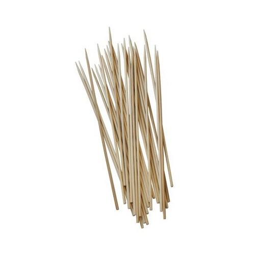 Patyczki do szaszłyka z drewna 30 cm 500 szt.