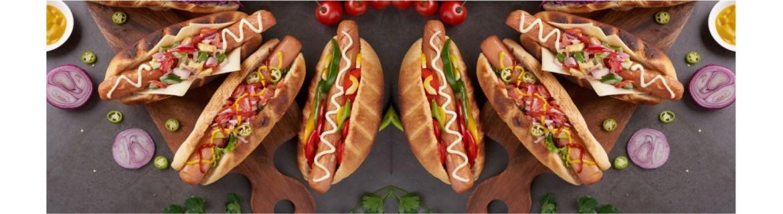 Opakowania na hot dogi