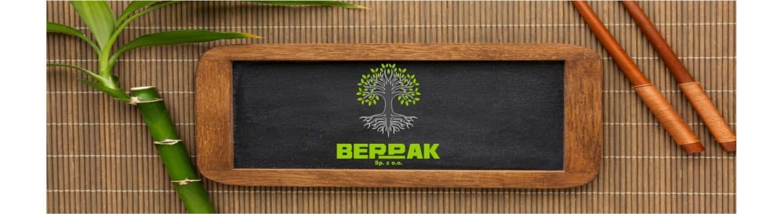 Bambusowe, jednorazowe naczynia na przekąski - Berpak